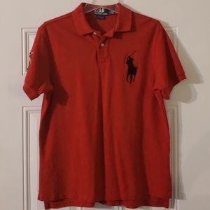 Men's Big Pony Polo by Ralph Lauren